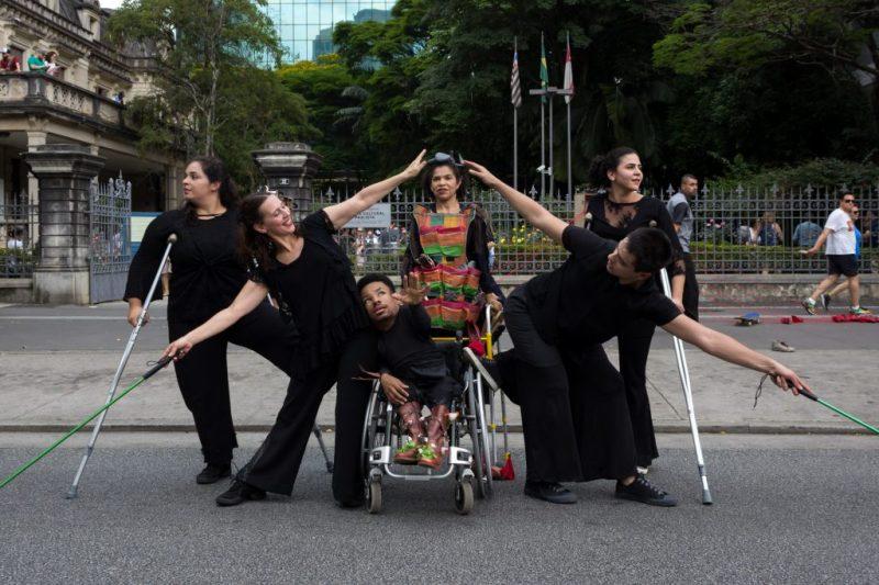 376d59e87 Parque Vicentina Aranha recebe espetáculo da Cia Dança sem Fronteiras no  domingo, 23 de junho - outrosquinhentos