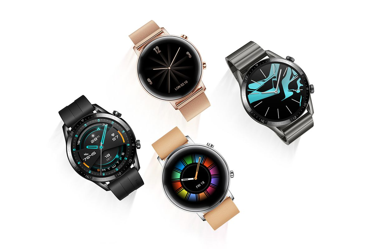 Huawei lança o novo smartwatch fitness HUAWEI Watch GT 2 ...