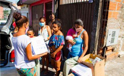Coletivo de Apoio à Maternidade Solo leva esperança às mães que criam sozinhas seus filhos em SP